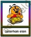 Boterham eten - ETDR
