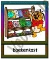 Boekenkast - KST-T