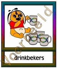 Drinkbekers - MAT