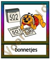 Bonnetjes - MAT
