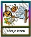 Boekje lezen - GEBR