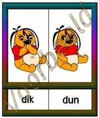 Dik - Dun