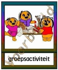 Groepsactiviteit - WRK