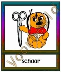 Schaar - WERKMAT