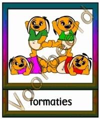 Formaties - WRK