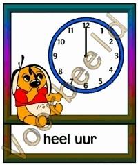 Heel uur - KLOK