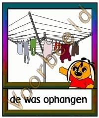 De was ophangen - TK