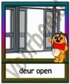 Deur open 2 - GEBR