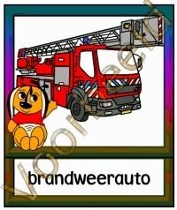 Brandweerauto - BER