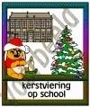 Kerstviering op school - KRST
