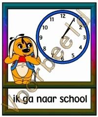 Ik ga naar school 2 - KLOK