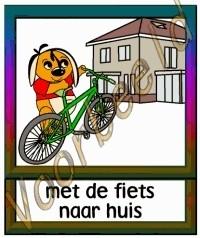 Met de fiets naar huis 1 - SCH