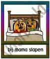 Bij mama slapen - GEBR