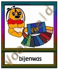 Bijenwas - WERKMAT