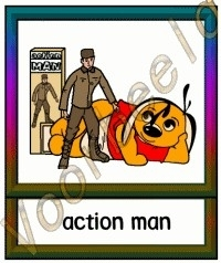 Action man - SP