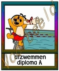 Afzwemmen diploma A - SPT