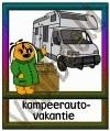 Kampeerauto vakantie - VAK