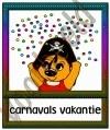 Carnavals vakantie - VAK