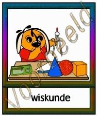 Wiskunde - SCHV