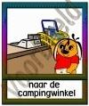 Naar de campingwinkel - VAK