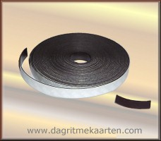 Magneettape/band 12.5mm