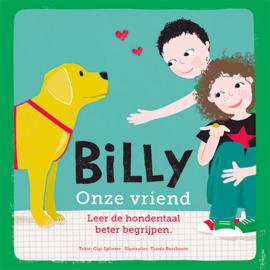 Boek 'Billy onze vriend' door Gigi Splinter