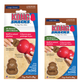 KONG Liver Snacks