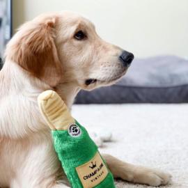 ZippyPaws Happy Hour Crusherz – Champagne
