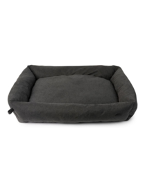 FuzzYard Lounge Bed Charcoal S