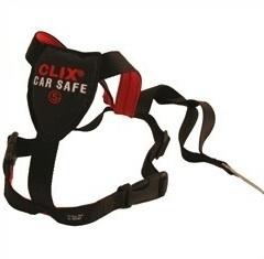 Maat van de hond: Clix Car Safe tuigen
