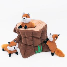 ZippyPaws Zippy Burrow – Fox Stump