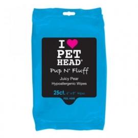 Pet Head hondendoekjes Pup n` Fluff