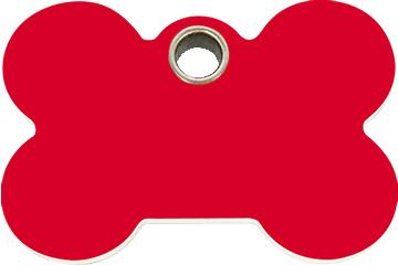 Red Dingo Penning Plastic Botje 10 kleuren