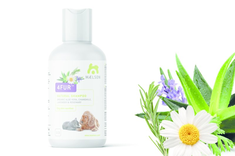 Maelson 4Fur Shampoo Dry Skin Soother