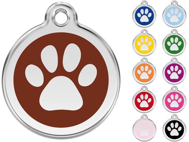 Red Dingo Penning Paw 11 kleuren
