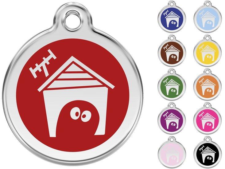 Red Dingo Penning Hondenhuis 11 kleuren