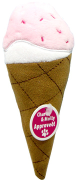 Charley & Molly Plush Ice Cream