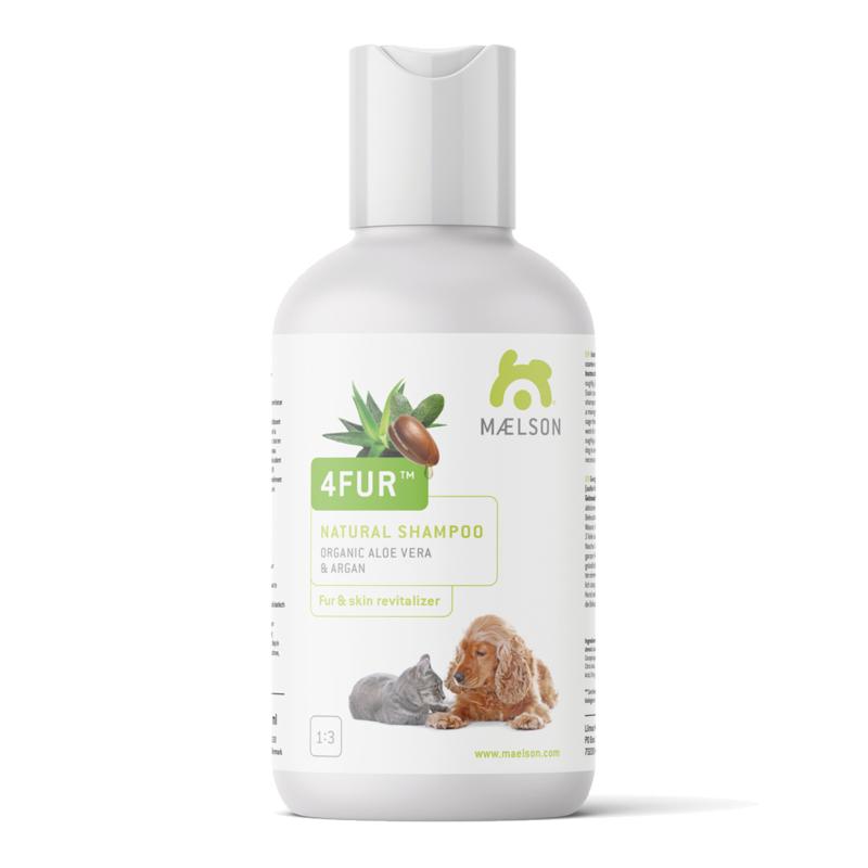 Maelson 4Fur Shampoo Fur & Skin Revitaliser