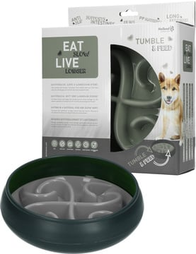 Eat Slow Live Longer Tumble & Feed