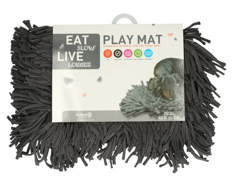 Eat Slow Live Longer Play Mat snuffelmat