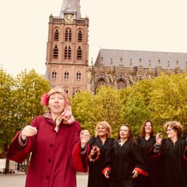 Bossche Bol Lol & zingen met de Koningin Van Brabant