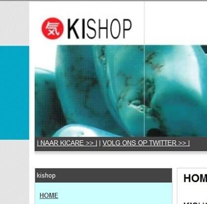 KISHOP - totaalpakket websitebeheer