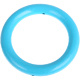 Grote Ring (L) Rammelaar Turquoise