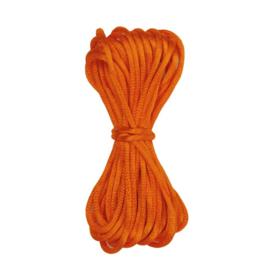 Satijnkoord ø2mm 5 mtr Oranje (693)