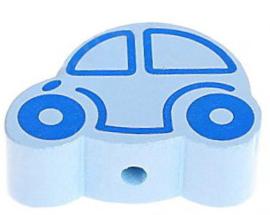 Auto Groot Babyblauw