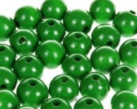 Houtenkraal ø8mm Groen