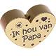 Ik hou van papa Goud