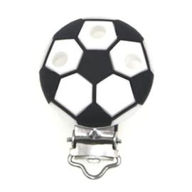Siliconenclip Voetbal