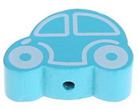 Auto Groot Turquoise