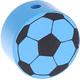 Voetbal Lichtblauw
